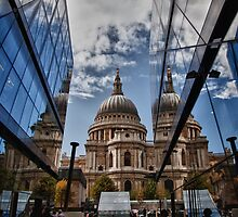 St Pauls by Ross Ellis