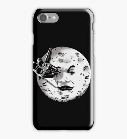 Méliès's moon: Times are changing. iPhone Case/Skin