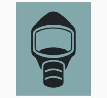 Emergency Escape Mask (or Smoke Hood, or Gas Mask) Sign by Egress Group Pty Ltd