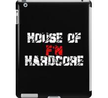 House of F'N Hardcore iPad Case/Skin