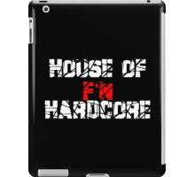 House of F'N Hardcore iPad Case/Skin