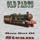 Old Farts Run Out Of Steam by David J Knight