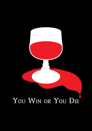 You Win or You Die by JenSnow