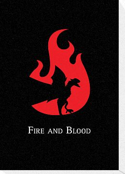 Fire and Blood by JenSnow