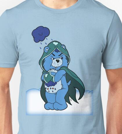 Grumpy Jace Bear Unisex T-Shirt