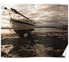 Skerries Boat Poster
