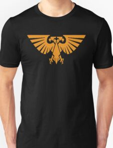 Warhammer 40000 Imperial Guard Eagle Warhammer 40K Video Game Logo T-Shirt