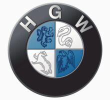 Harry Potter HGW HoGWarts (BMW logo) by manoffreedom