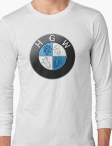 Harry Potter HGW HoGWarts (BMW logo) Long Sleeve T-Shirt