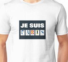 JE SUIS PARIS 2 Unisex T-Shirt