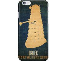 Dalek Dr. Who iPhone Case/Skin