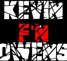 Kevin F'N Owens by KVKVKV