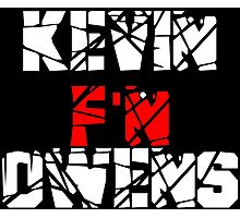 Kevin F'N Owens Photographic Print