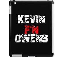 Kevin F'N Owens iPad Case/Skin