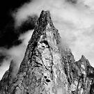 Les Dru Summit by Ben Malcolm