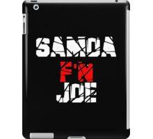 Samoa F'N Joe iPad Case/Skin
