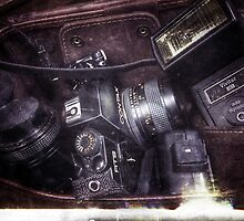 A Bag of Contax  by ArtbyDigman