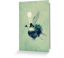 Fairy calypso Greeting Card