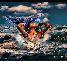The Mermaid by Richard  Gerhard