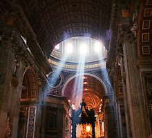 St. Peter's Basilica, Rome by Sam Gregg
