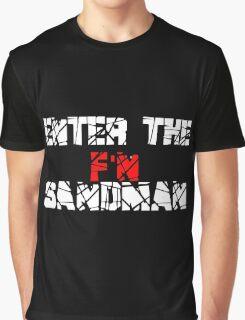 Enter the F'N Sandman Graphic T-Shirt