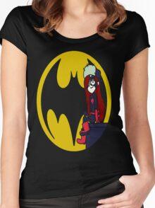Gotham Falls Women's Fitted Scoop T-Shirt