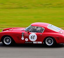 Ferrari 250 No 68 by Willie Jackson