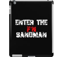 Enter the F'N Sandman iPad Case/Skin