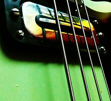 Vintage Bass by SaraSueEss