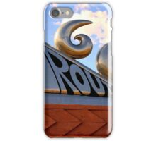 Route 66 Memorial iPhone Case/Skin