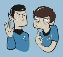 Spock You by konstance