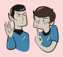 Spock You Kids Clothes