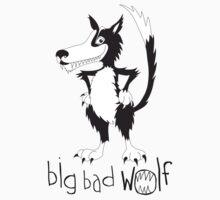Wolfie by Smoggie