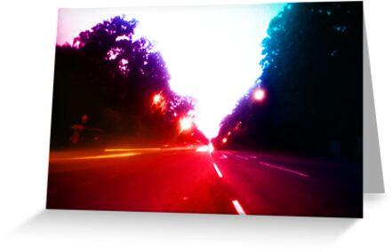 Night Moves by Colin Gardiner