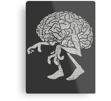 Braindead. Metal Print
