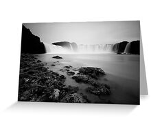 Iceland: Godafoss Greeting Card