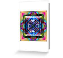 GIMP Square Deal (G0841) Greeting Card