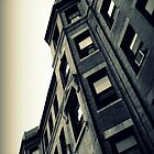 Historic Building, Boston by Amanda Vontobel Photography