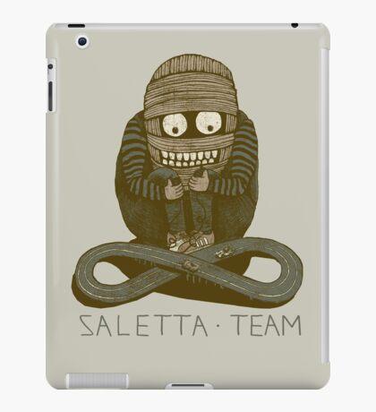 MUM RETRO GAMING T-SHIRT iPad Case/Skin
