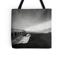 Iceland: Plane Wreck II Tote Bag