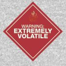 Warning: Extremely Volatile by Paul Gitto