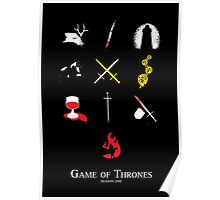 Game of Thrones Season One Poster