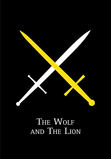 The Wolf and The Lion by JenSnow