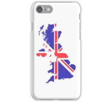 UK country case iPhone Case/Skin