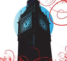 Big ben by Chrome Clothing