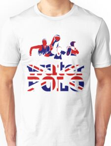 Water Polo Great Britain 2012 Unisex T-Shirt