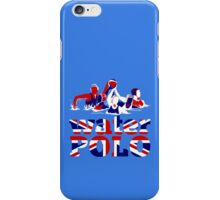Water Polo Great Britain 2012 iPhone Case/Skin
