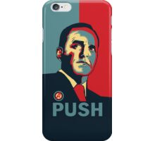 "Dedicated to Phil ""Agent"" Coulson iPhone Case/Skin"
