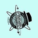 Pinkman & Heisenburg. by Jimmy Holway