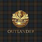 Outlander Plaid by Loverdove